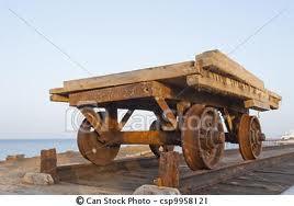 Basic Railway Trolley