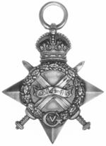 1914 - 1915 Star Medal