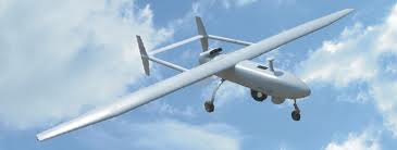 Seeker 400 Unmanned Plane by Denel