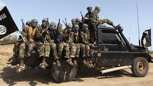 Al Shabaab Hitching a Ride
