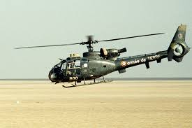 Gazelle Helicopters